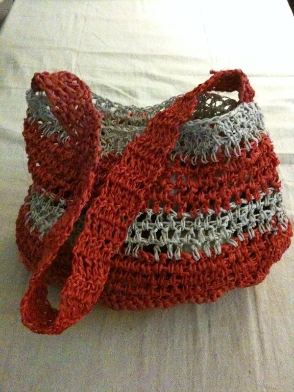 DIY : Farmers Market Shopping Bag