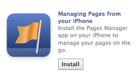 App Store : Facebook Pages Manager