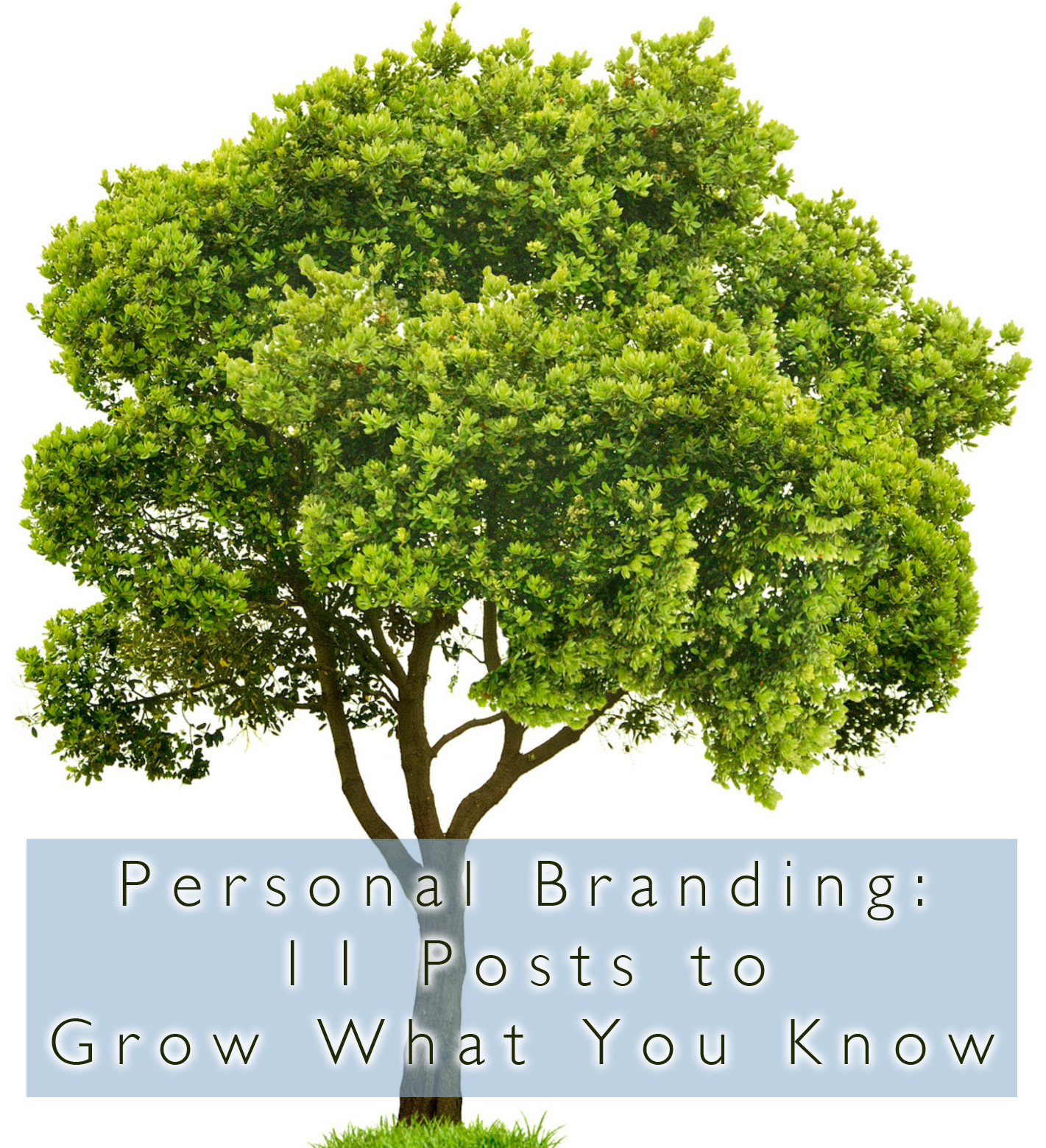 Personal Branding- Top 11 Tips to Grow What You Know