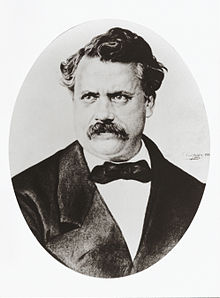 Louis Vuitton, founder of the House of Vuitton
