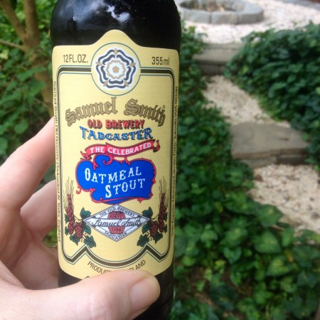 Review: Samuel Smith Oatmeal Stout