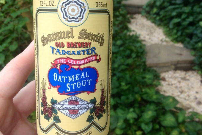 Samuel Smith Oatmeal Stout