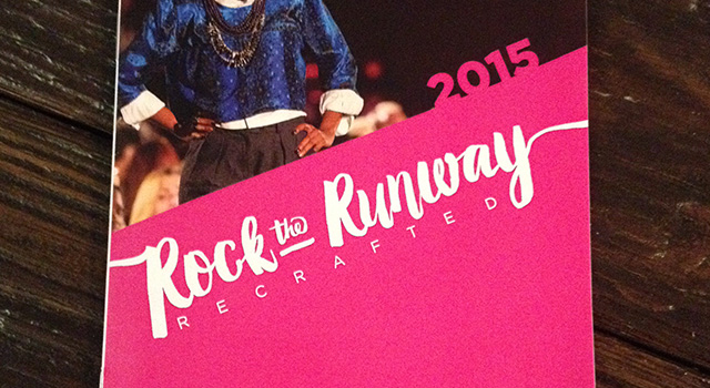 Triad Goodwill Rock the Runway 2015