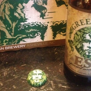Review: Green Man Brewery ESB Special Amber Ale