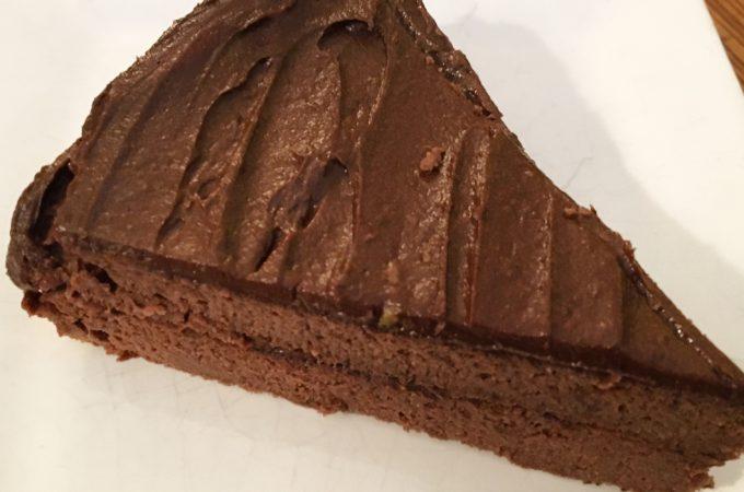gluten free sugar free chocolate cake